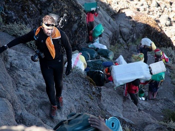 Треккинг на Килиманджаро
