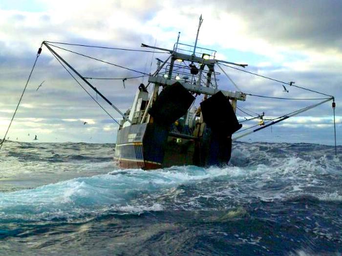 Пираты Охотского моря