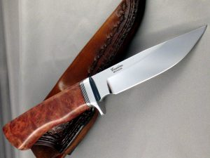 Clip-point для охотника