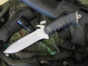Тактический нож «Шторм» морской пехоты России