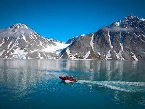 Шпицберген туристический