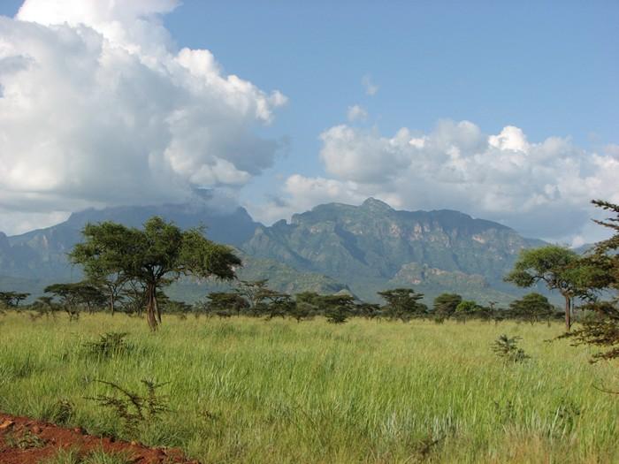 Природа Уганды
