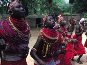 Элита Африки — Масаи