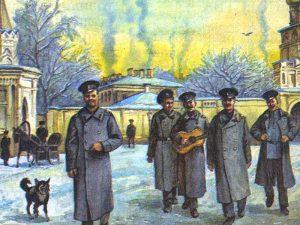 Студенческий праздник наших прапрадедов