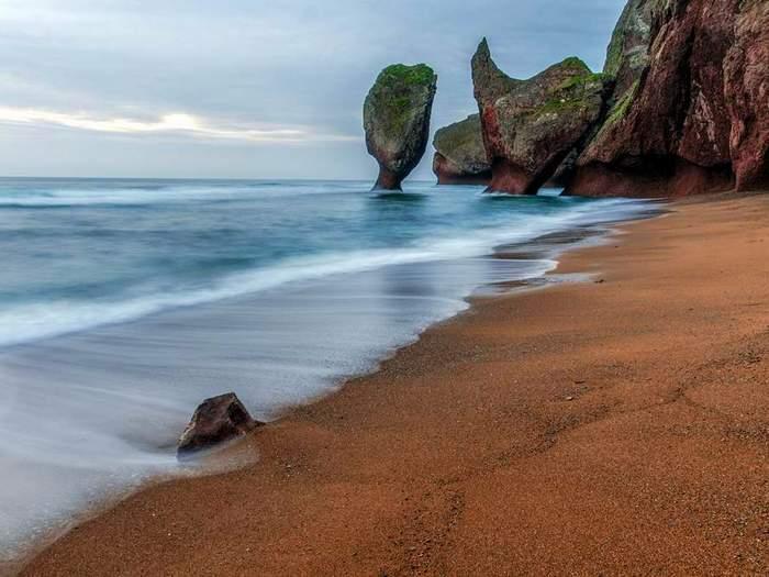 Побережье Карского моря