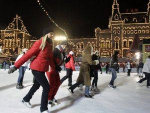 Московские студенты