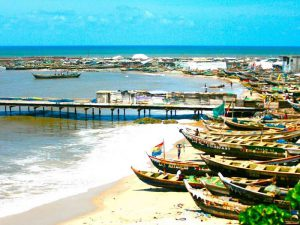 Столица Ганы фото