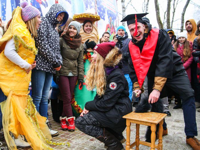 Праздник студентов Ставрополя