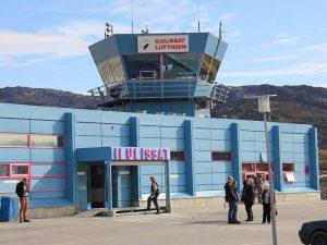 Аэропорт Илулиссат