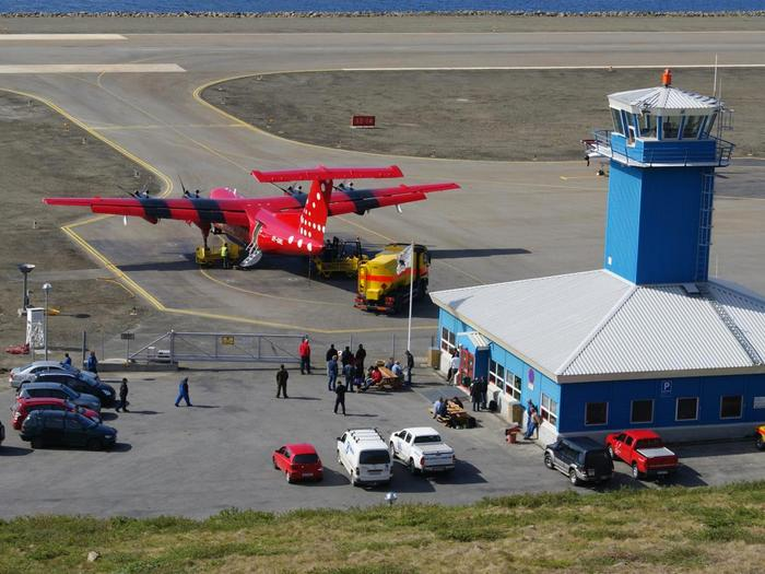 Аэропорт Сисимиут