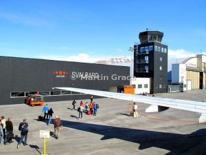 Аэропорт Свальбард