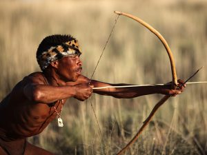 Бушмены — непревзойденные охотники