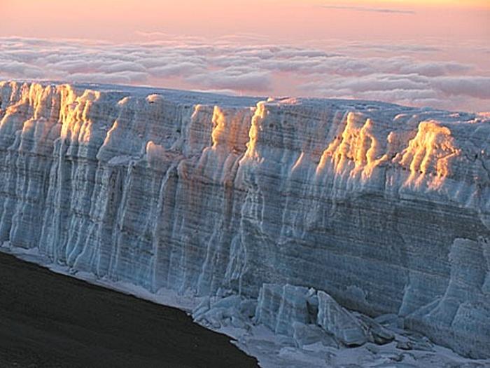 Африканский лёд