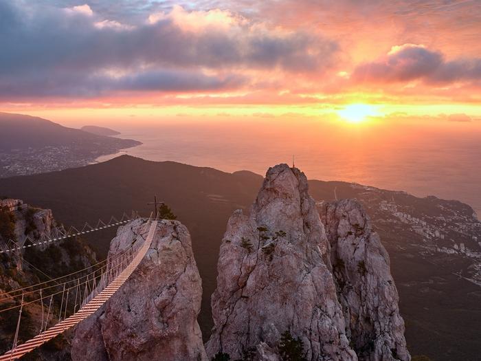 Самая известная Крымская гора
