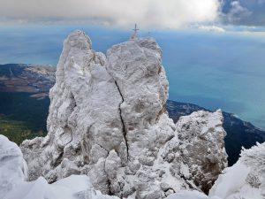 Ай-Петри в снегу
