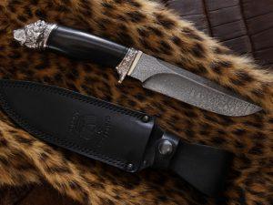 Охотничий нож Алабай