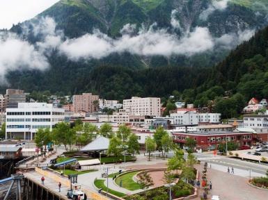 Столица Аляски. Анкоридж или Джуно? Аляска сейчас
