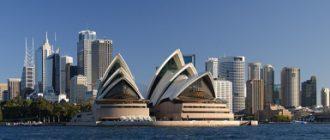 Сидней: Австралия, достопримечательности, фото города, видео