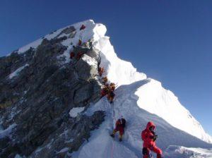 Гора Джомолунгма (Эверест). Что такое Джомолунгма