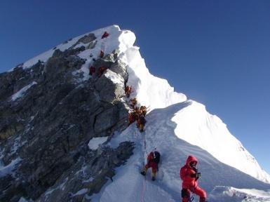 Гора Эверест (Джомолунгма). Что такое Джомолунгма