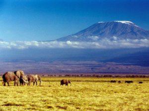 Вулкан Килиманджаро. Легенды о Килиманджаро.
