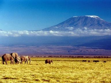 Вулкан Килиманджаро. Легенды о Килиманджаро