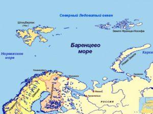 Баренцево море: исследование, где находится, фото, видео