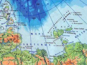 Море Лаптевых: история открытия, фото, видео