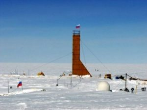 Озеро Восток в Антарктиде: фото, видео