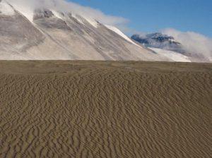 Сухие долины Антарктиды: температура, фото, видео