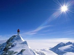 Массив Винсон в Антарктиде. Высота, описание.