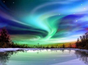Северное сияние: Мурманск, фото, видео, фильм, смотреть