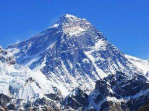 Где находится Эверест? В какой стране гора Эверест?