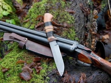 Охотничий нож. Виды охотничьих ножей.