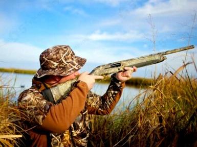 Охотничье оружие: гладкоствольное, нарезное, комбинированное, пневматическое