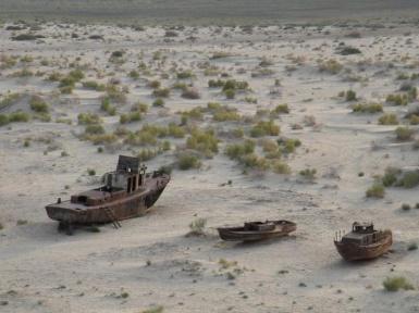 Проблема Аральского моря