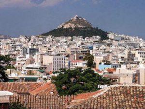 Столица Греции — Афины. Греция сейчас