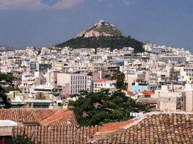 Столица Греции - Афины. Греция сейчас