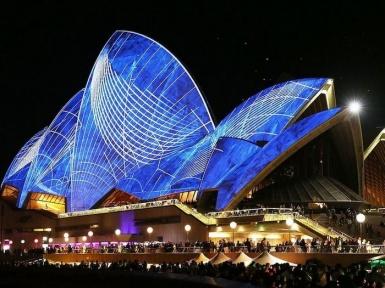 Сиднейский оперный театр Австралия