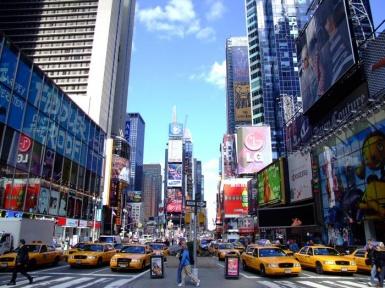 Нью-Йорк - город необычайный. Факты о Нью-Йорке.