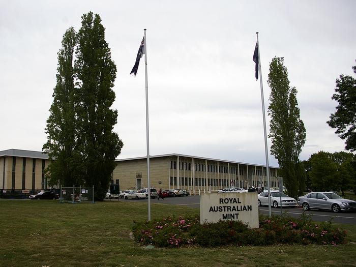 Австралийский монетный двор