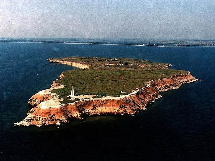 Остров Буян в Карском море