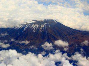 Голая вершина Килиманджаро