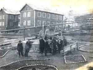 Баренцбург в 1938 году