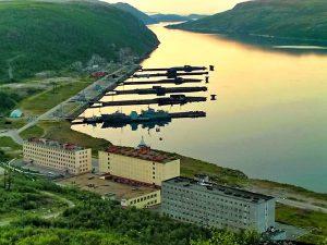 База ВМФ в Видяево