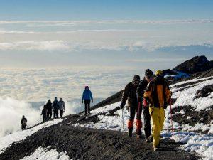 Пешком на Килиманджаро