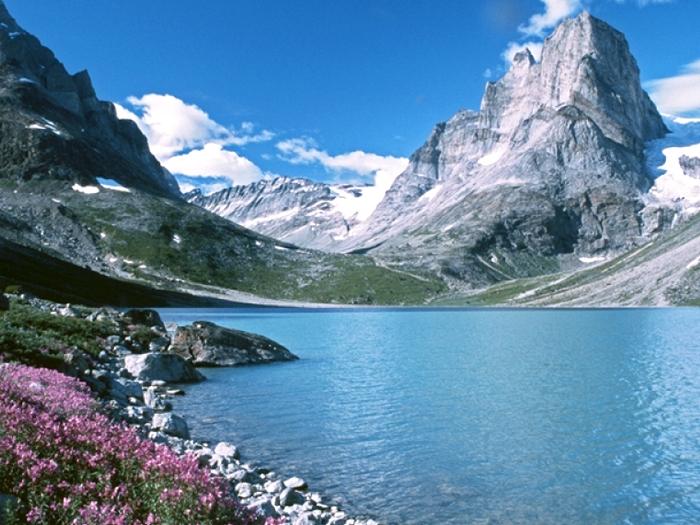 Северо-Восточный Гренландский национальный парк