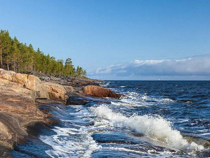 Интересные факты о Белом море. 10 фактов о Белом море