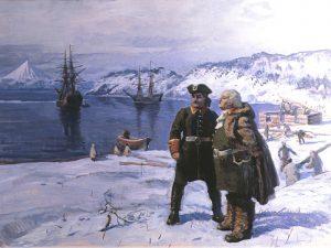 Беринг и Чириков