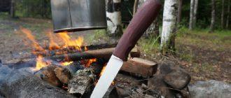 Национальный нож